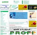 Создание сайта для информационного сервиса ИнфоКМВ